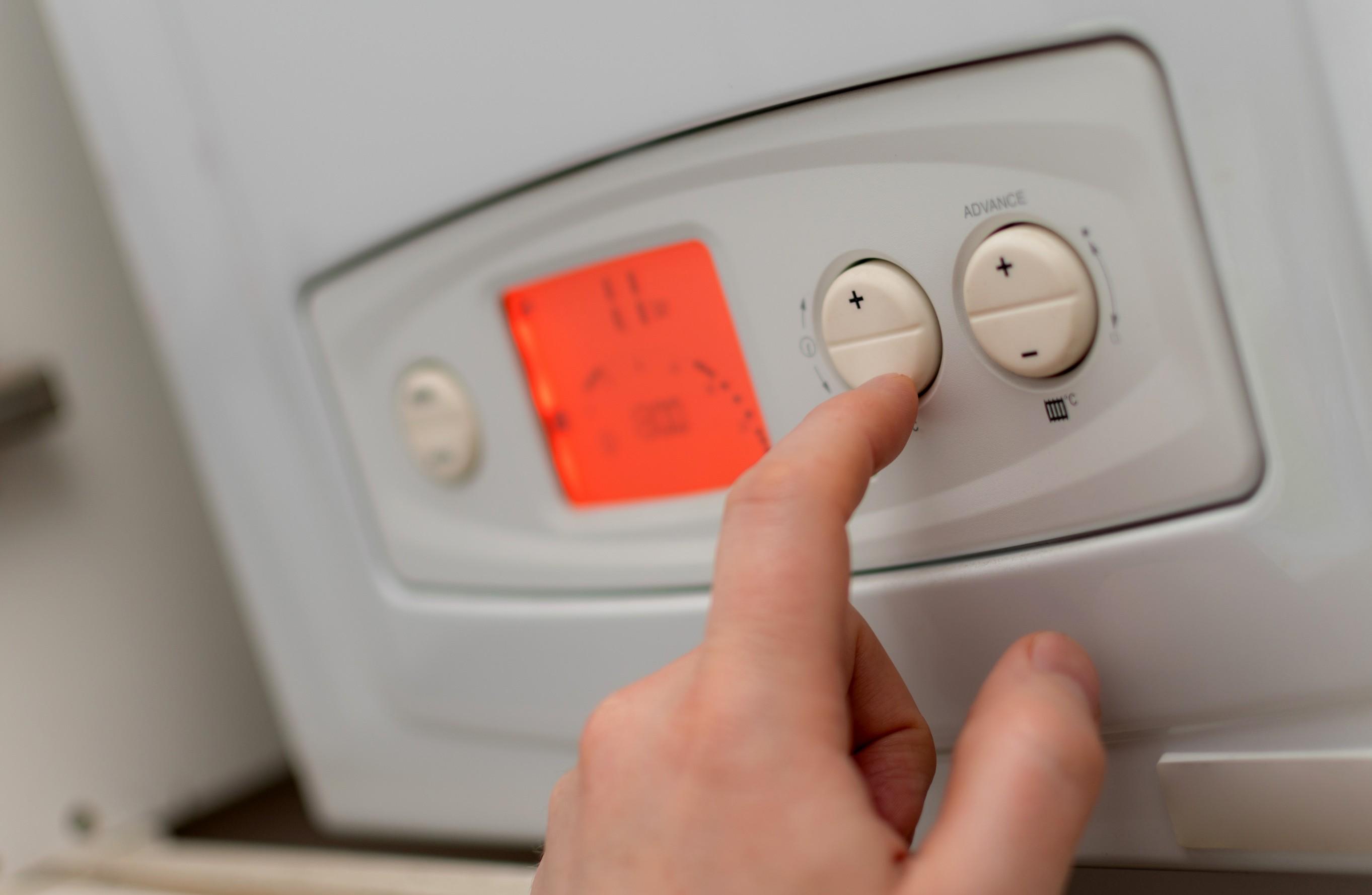Instalación de calderas de condensación